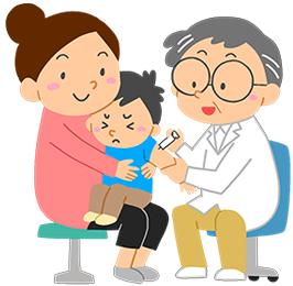 麻疹のワクチン接種